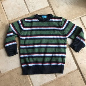 The Children's Place toddler boy striped sweater